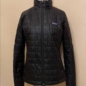 Women's Patagonia quilted nano puff size medium